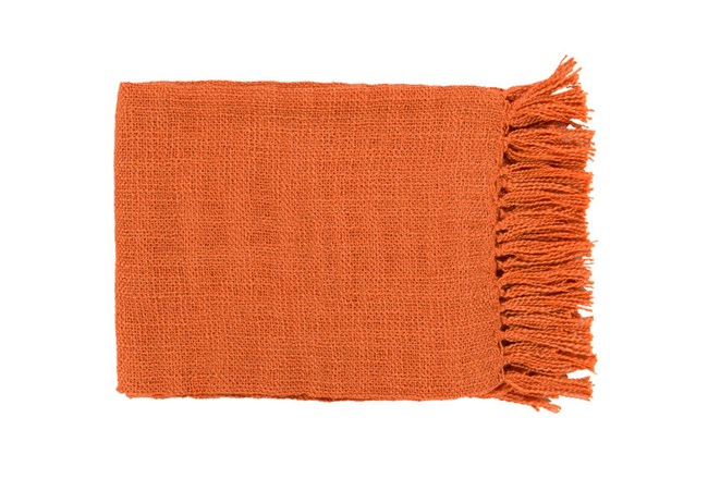 Accent Throw-Delco Coral - 360
