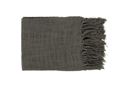 Accent Throw-Delco Graphite