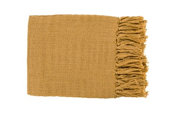 Accent Throw-Delco Mustard