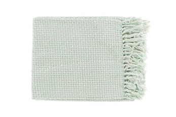Accent Throw-Capri Mint