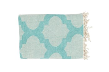 Accent Throw-Carlisle Mint