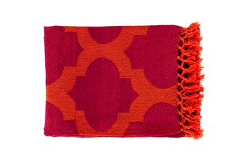Accent Throw-Carlisle Cherry