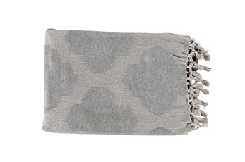 Accent Throw-Carlisle Grey