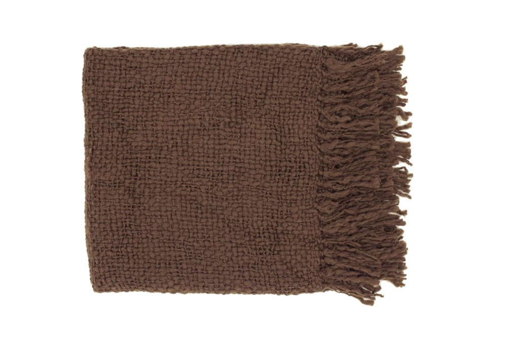 Accent Throw-Jace Chocolate