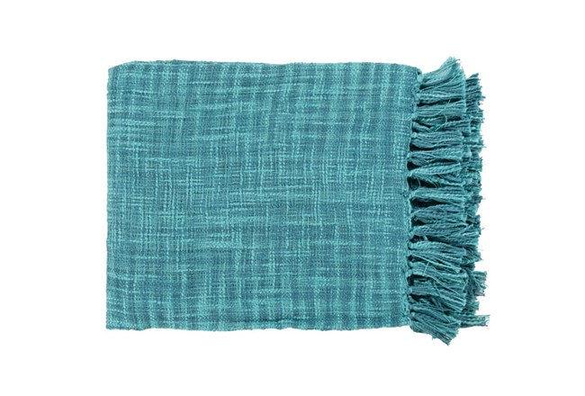 Accent Throw-Kinley Teal - 360