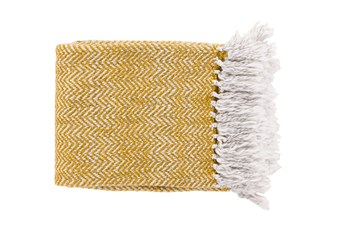 Accent Throw-Fiona Gold