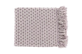 Accent Throw-Mya Mauve
