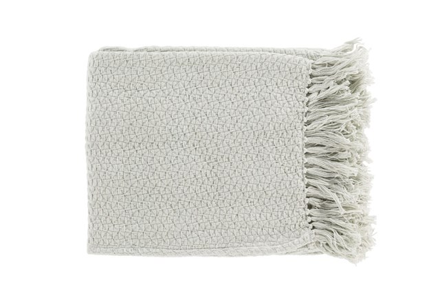 Accent Throw-Lyndon Sea Foam - 360