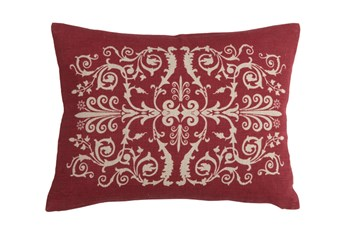 Accent Pillow-Walcott Spice 12X16