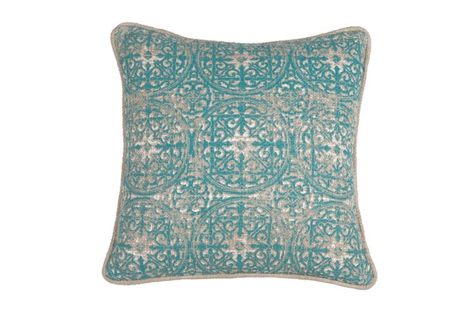 Accent Pillow-Mabel Pacific 18X18 - 360