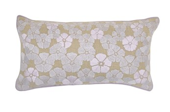 Accent Pillow-Gable Lavendar 14X26