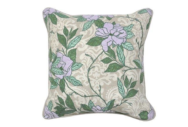 Accent Pillow-Finola Lavendar 18X18 - 360