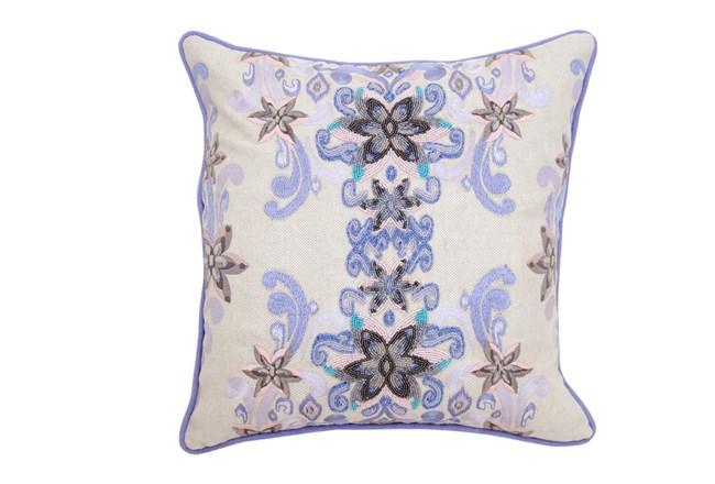 Accent Pillow-Riya Lavendar 18X18 - 360