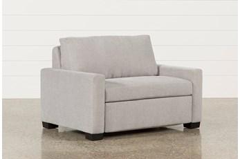 Mackenzie Silverpine Twin Sofa Sleeper