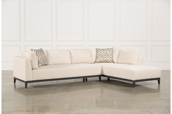Avalon 2 Piece Sectional W/Raf Chaise