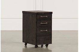 Jaxon Mobile File Cabinet