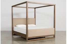 Nelson California King Canopy Bed