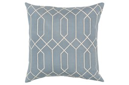 Accent Pillow-Nicee Geo Moss/Beige 18X18