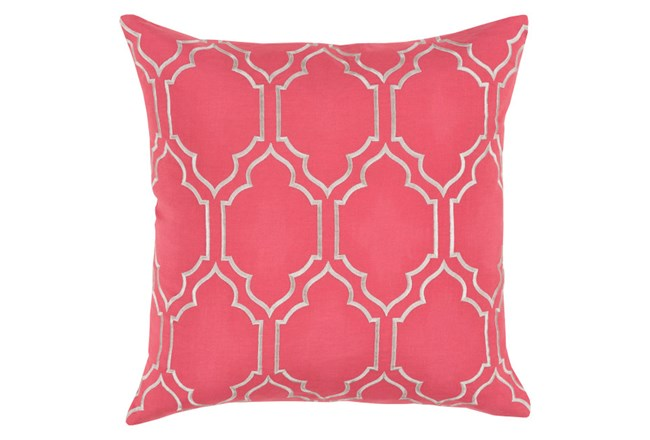 Accent Pillow-Annette Solid Natural 18X18 - 360