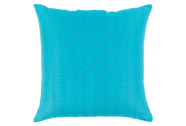 Accent Pillow-Alley Solid Sky Blue 20X20 - 360