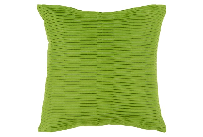 Accent Pillow-Alley Solid Lime 20X20 - 360
