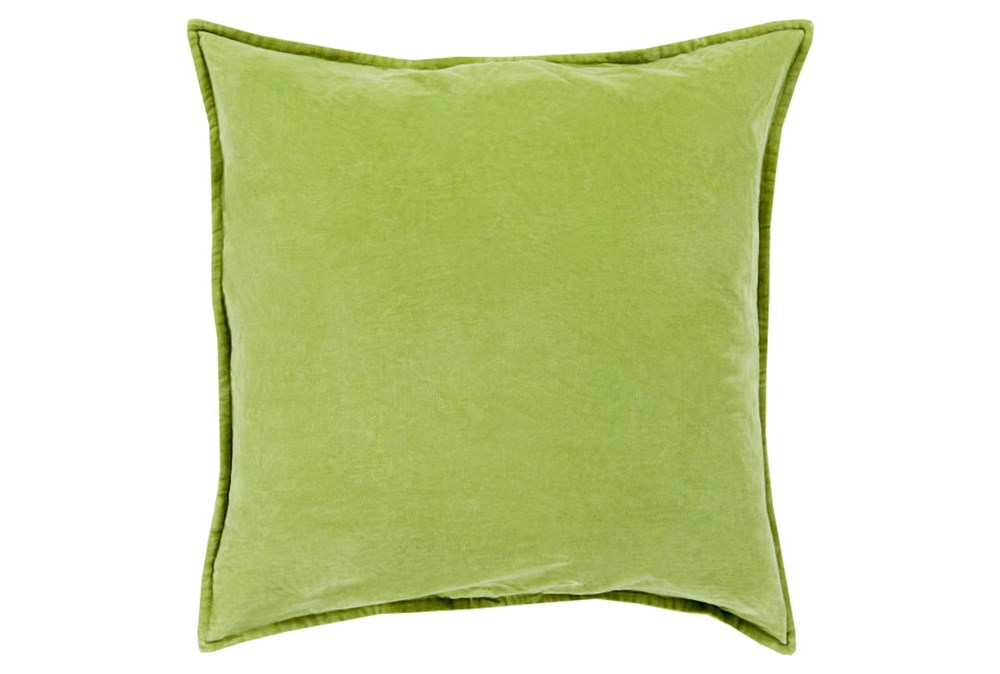 Accent Pillow-Beckley Solid Olive 22X22