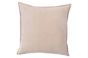 Accent Pillow-Beckley Solid Grey 22X22