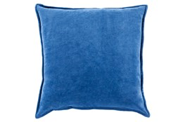 Accent Pillow-Beckley Solid Cobalt 22X22