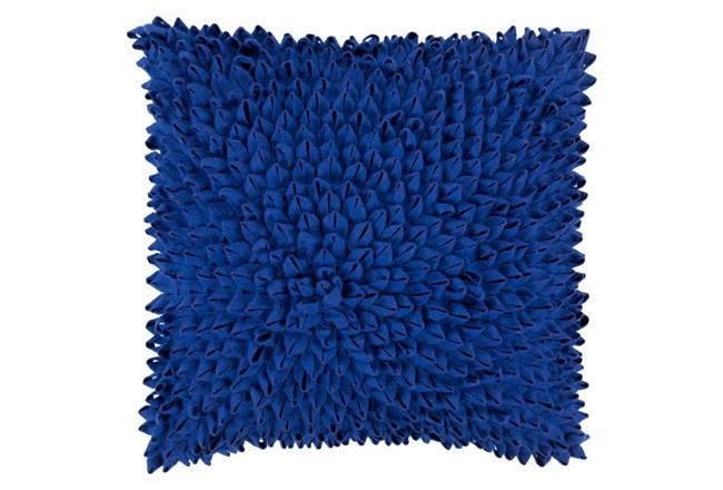 Accent Pillow-Daisy Cobalt 20X20 - 360
