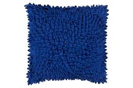 Accent Pillow-Daisy Cobalt 22X22