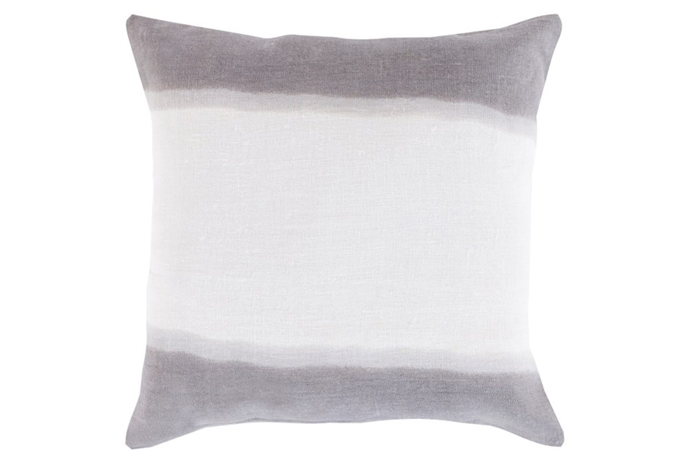 Accent Pillow-Dual Dyed Grey 20X20