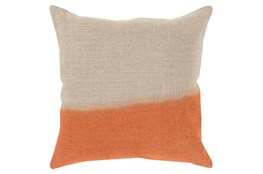 Accent Pillow-Half Dyed Orange 20X20
