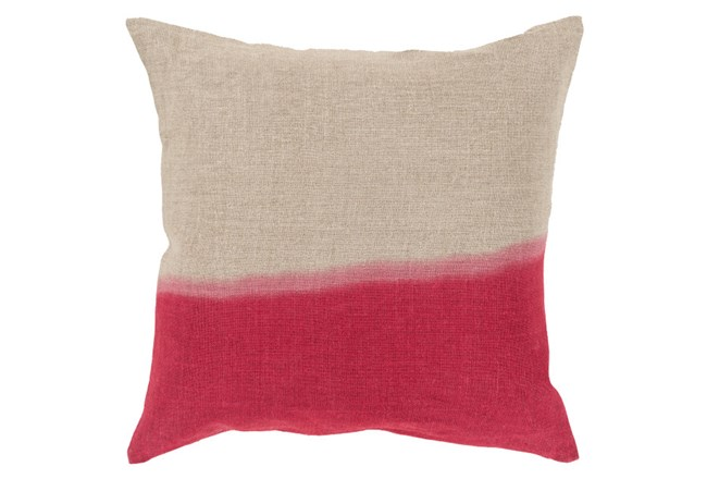 Accent Pillow-Half Dyed Cherry 20X20 - 360