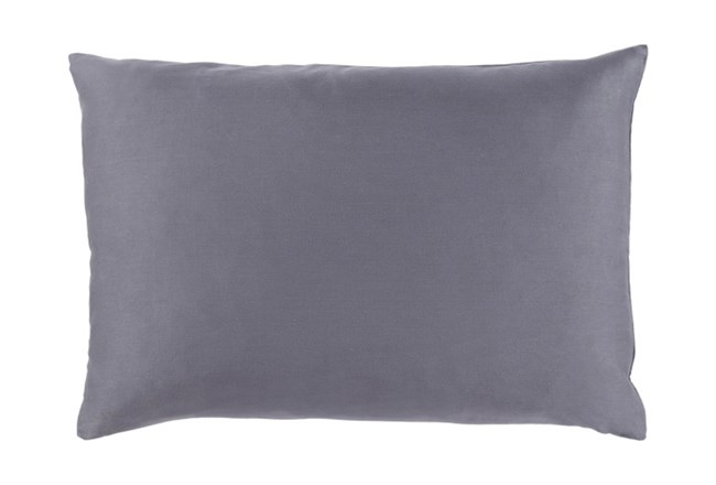 Accent Pillow-Brayson Charcoal 13X19 - 360