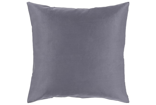 Accent Pillow-Brayson Charcoal 20X20 - 360