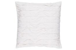 Accent Pillow-Desmine Ivory 18X18