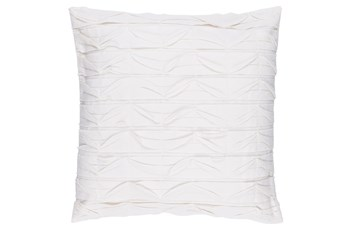 Accent Pillow-Desmine Ivory 22X22