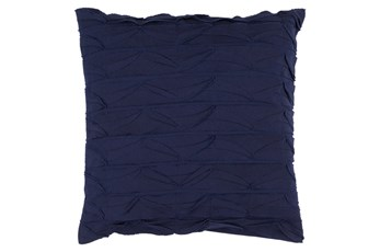 Accent Pillow-Desmine Navy 22X22