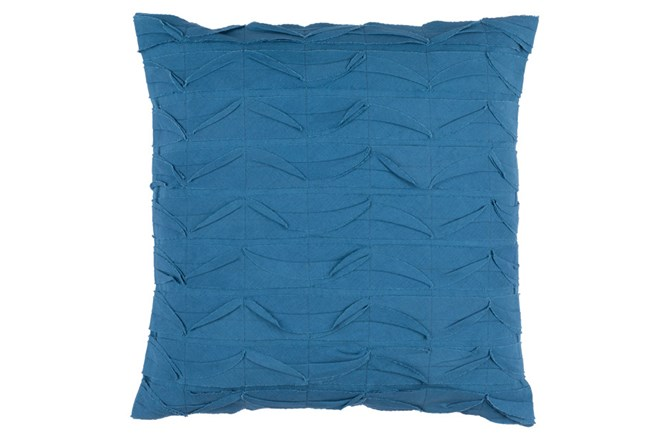 Accent Pillow-Desmine Teal 18X18 - 360