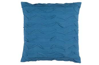 Accent Pillow-Desmine Teal 22X22