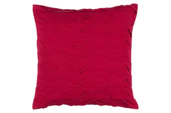 Accent Pillow-Desmine Cherry 22X22