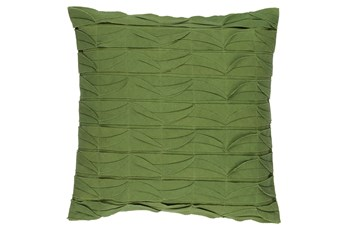 Accent Pillow-Desmine Olive 18X18