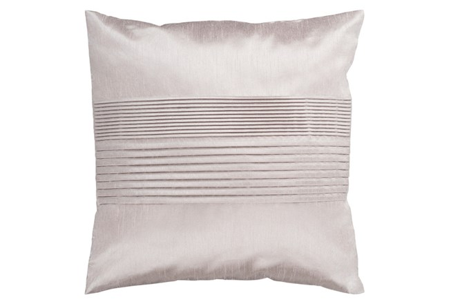 Accent Pillow-Coralline Taupe 22X22 - 360