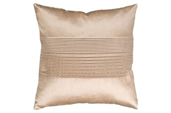 Accent Pillow-Coralline Khaki 22X22
