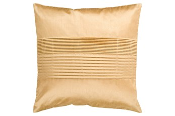 Accent Pillow-Coralline Gold 22X22