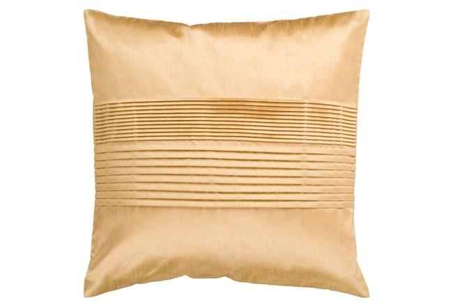 Accent Pillow-Coralline Gold 22X22 - 360