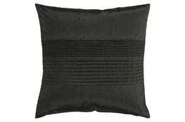 Accent Pillow-Coralline Black 18X18