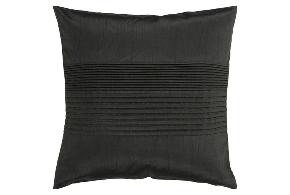 Accent Pillow-Coralline Black 22X22