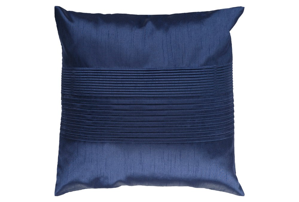Accent Pillow-Coralline Cobalt 18X18