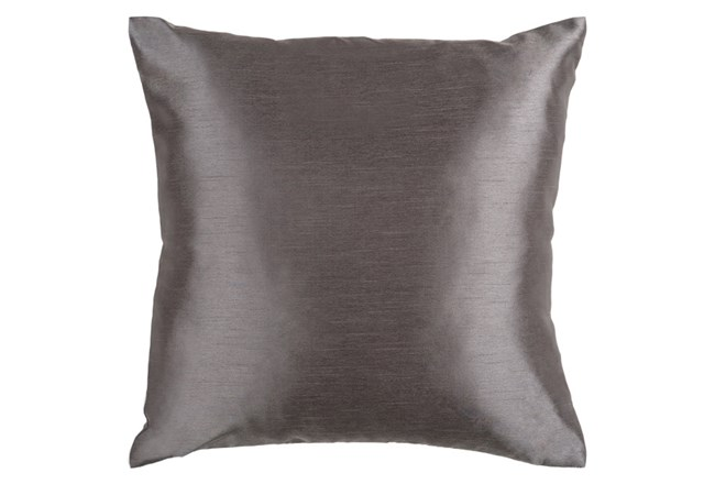 Accent Pillow-Cade Charcoal 22X22 - 360